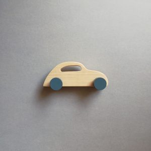 wooden kids retro toy sport car