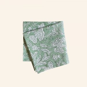 BLOCK PRINTED HANDKERCHIEF-02