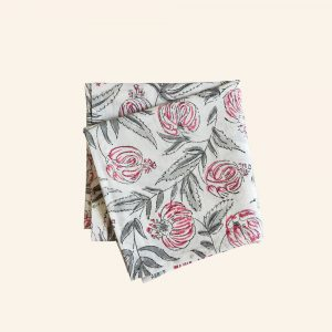BLOCK PRINTED HANDKERCHIEF-09