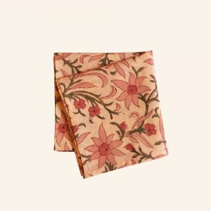 BLOCK PRINTED HANDKERCHIEF-04