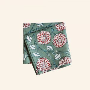 BLOCK PRINTED HANDKERCHIEF-08